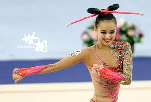 自己的舞台——仁川亚运赛场众生相