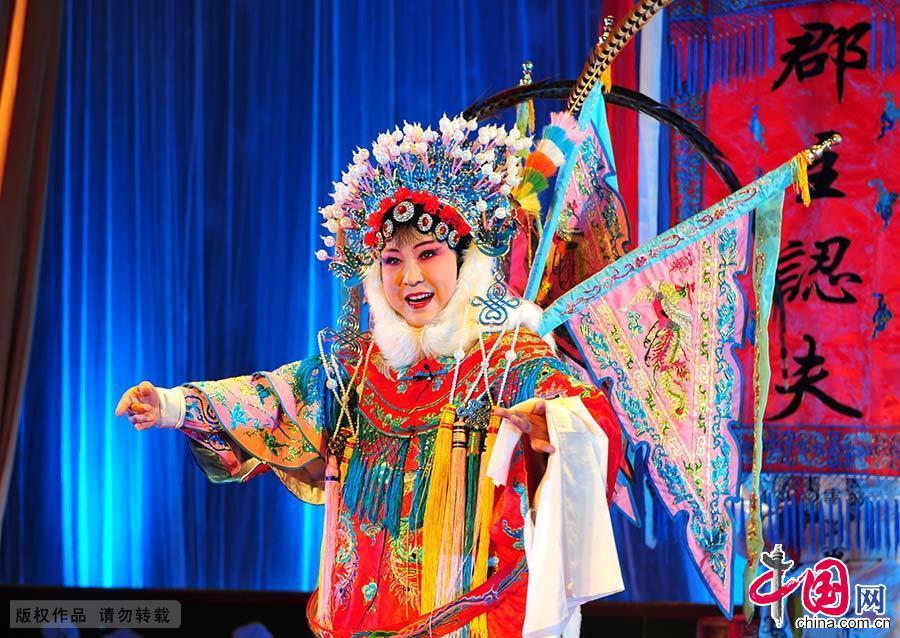 罗卷戏距今已有300余年的历史,2008年,汝南罗卷戏入选第二批国家级非物质文化遗产名录。