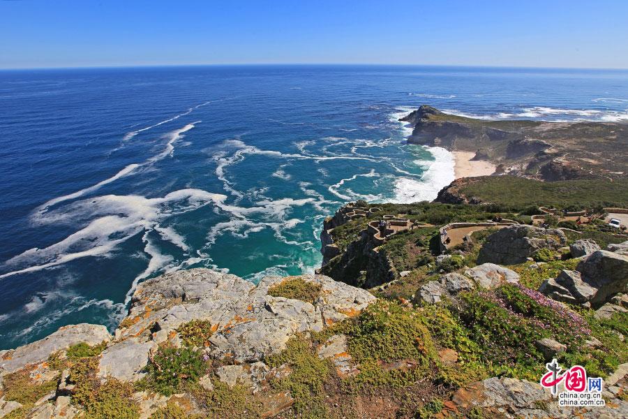 絢色南非(十七)開普角,懸崖上的明媚