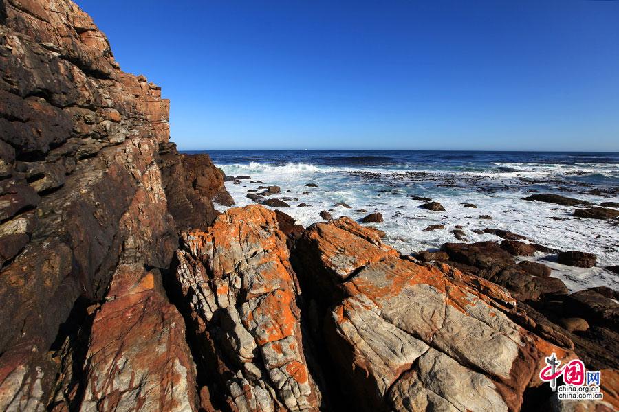 絢色南非(十八)好望角,飛越風浪遇見希望