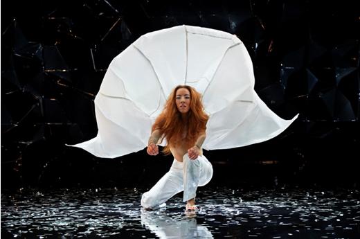 丹麦国家舞蹈团《璀璨黑钻》献演艺术节