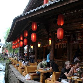 【世遗】丽江古城有故事的一座城 一街一景秀美如画