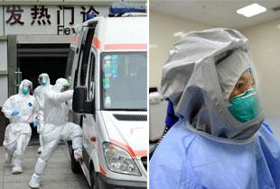 广州演练埃博拉病毒入侵