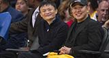 马云李连杰赵薇助阵NBA