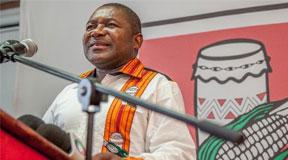莫桑比克执政党候选人纽西当选总统