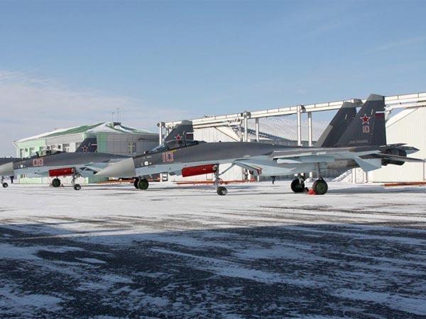 中国苏35战机将会在这里制造