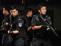 '反恐精英'护卫APEC 24小时临战[组图]
