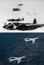 轰炸机发展