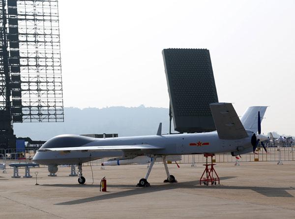 中国空军装备:攻击-1