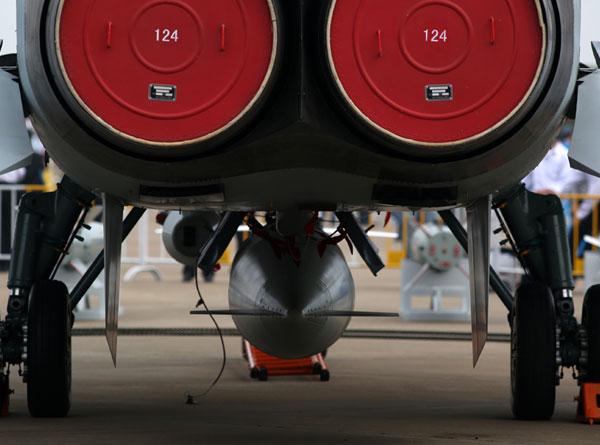 中国空军装备:歼轰-7A[组图]