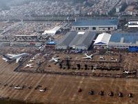 2014珠海航展首个公众日 13万观众创新高[组图]