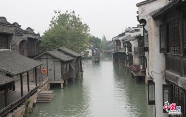独家:走进中外文化交融的乌镇