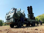 中國售泰WS-1火箭炮連續怒射