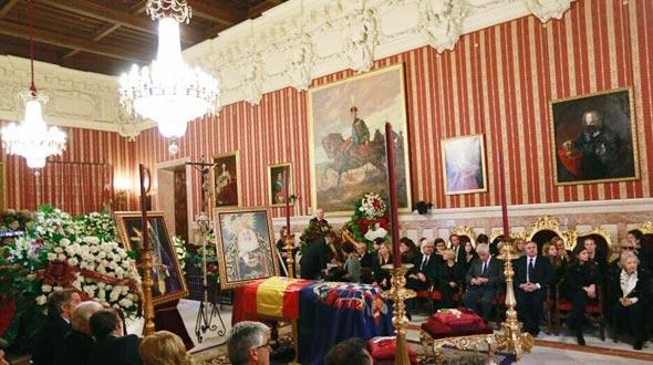 """欧洲""""最牛""""西班牙女公爵逝世 享年88岁"""