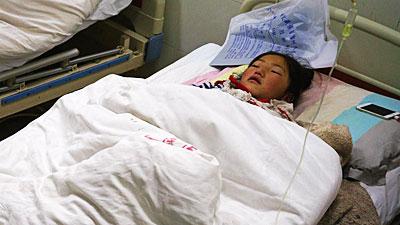 四川康定6.3级地震已造成2人死亡 航拍震中