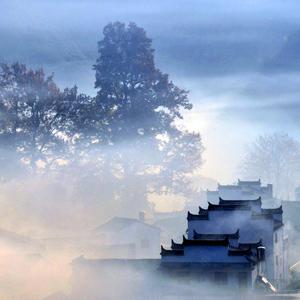 中国最美的乡村-江西婺源仙境[组图]