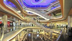 """旅游购物成风尚 世界十大""""极限""""购物商场"""