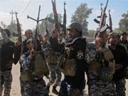 伊拉克武裝奪回兩座被佔領城鎮