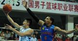 CBA:北京首鋼勝四川野馬