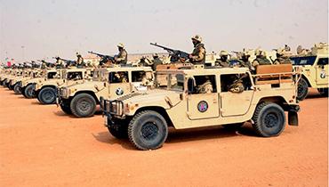 軍情24小時:埃及軍方整裝待發備戰示威遊行