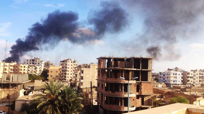 全球早報:敘政府軍發動7次空襲 已致數十人死亡