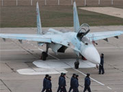 俄羅斯向克裏米亞部署14架戰機