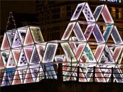 灯光艺术照亮阿姆斯特丹