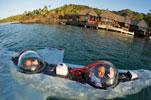 斐济岛享全球私人海底旅程