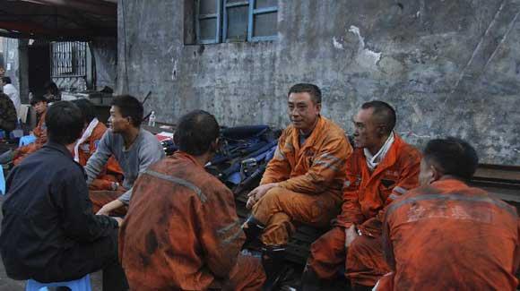 贵州盘县一煤矿发生瓦斯爆炸事故11人死亡