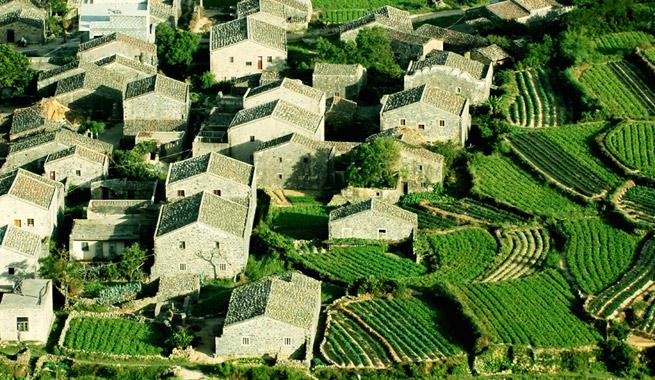 踏寻平潭石头厝——彩色城堡的奇幻之旅