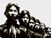 珍貴老照片見證中國空軍輝煌航跡