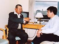 金成民:16年去日本取證挖掘歷史真相