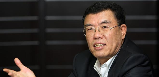 刘晓光 首都创业集团董事长