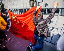 首個國家公祭日 南京市民等待祭奠遇難同胞[組圖]