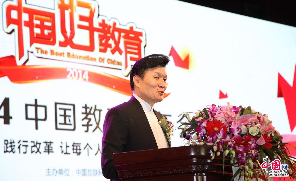 主持人:教育部前新闻发言人、语文出版社社长王旭明
