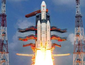 印度成功发射无人太空舱