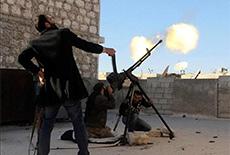 【军情24小时】85机枪现身叙利亚