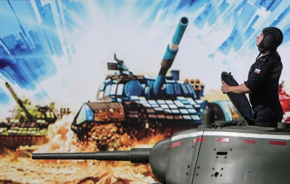 俄罗斯塔斯社盘点2014年军事类图片[组图]图片中国