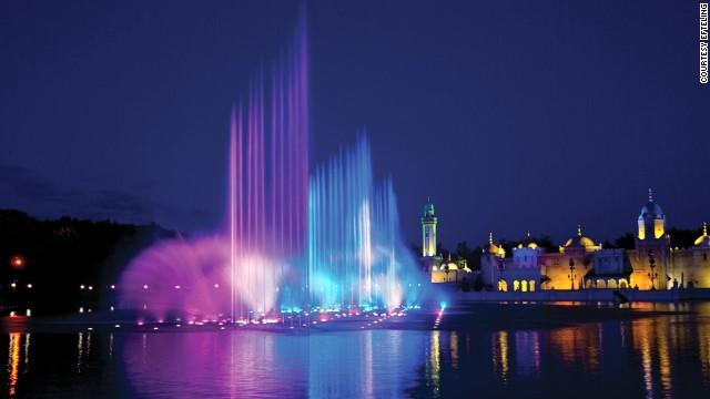 美媒盘点15座全球最美喷泉 化水滴为艺术品[组图]