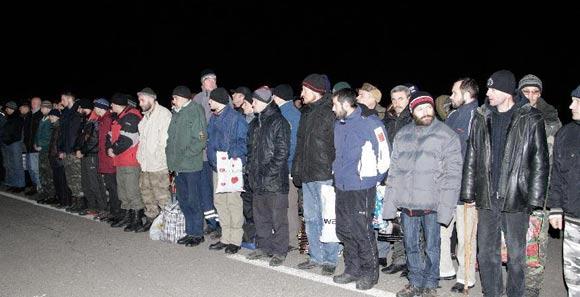 乌克兰当局宣布146名俘虏获释