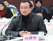 镇江市教育局组宣处长赵建军