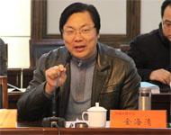 南通市教育局副局长金海清