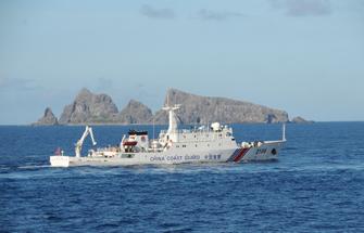 中国海警 钓鱼岛 巡航