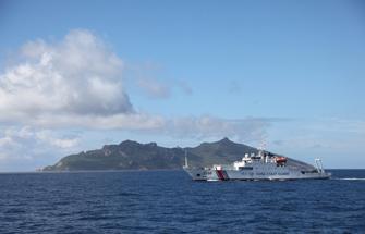 中国海警50 钓鱼岛 巡航