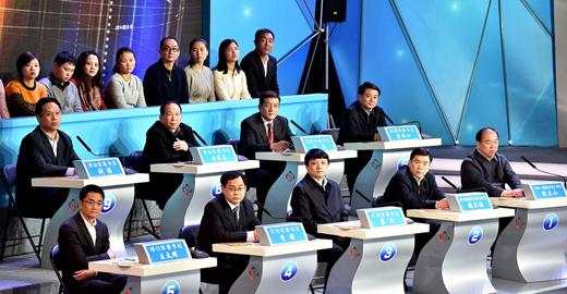 """中國24小時:電視問政""""期末考""""開考"""