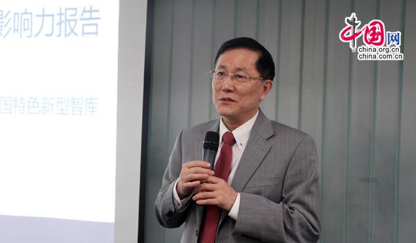 零点研究咨询集团高级副总裁、零点国际发展研究院院长冯晞