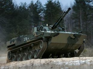 俄新版戰車可人車同時空降