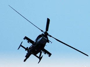 新疆裝備武直19武裝直升機 攻擊能力大大增強