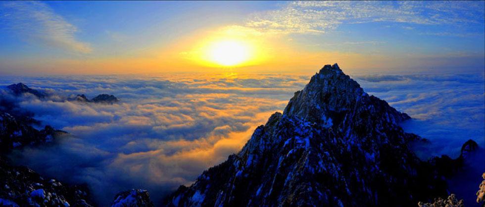 中国赏雪最佳目的地攻略:黄山,一个冬天的童话