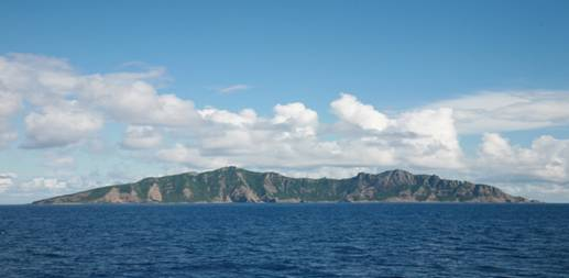 Panorama of Diaoyu Dao